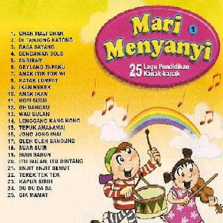 25 Lagu Kanak-kanak