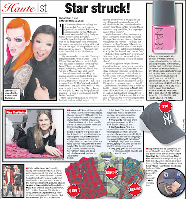 Danica Lo Personal Today S Haute List Feat Who Else Jeffree Star