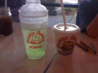 Kid's Kiwi Shake-a-Soda