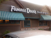 Famous Dave's in New Jersey