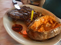 Manny's T-bone Steak