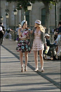 Imagen de la cuarta temporada de Gossip Girl (by x_luka for LMDMV)