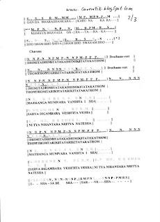 Dhruv Arts - Indian Classical Music, Carnatic: Bho Shambho