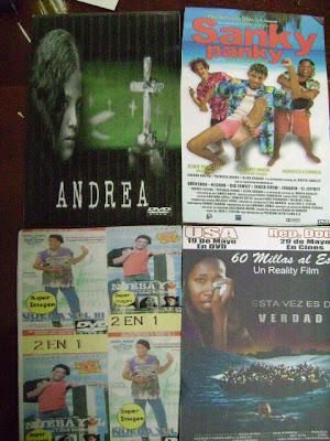 Qué hacer con el pirateo de las películas dominicanas?