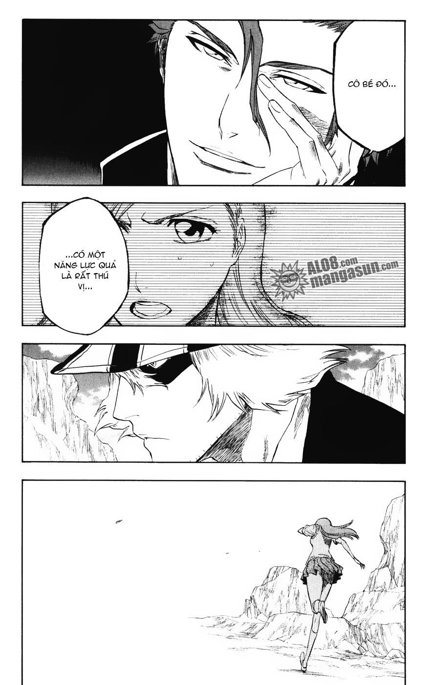 Bleach chapter 227 trang 20