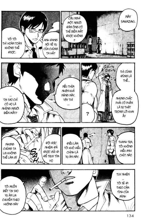 Togari chap 066 trang 13
