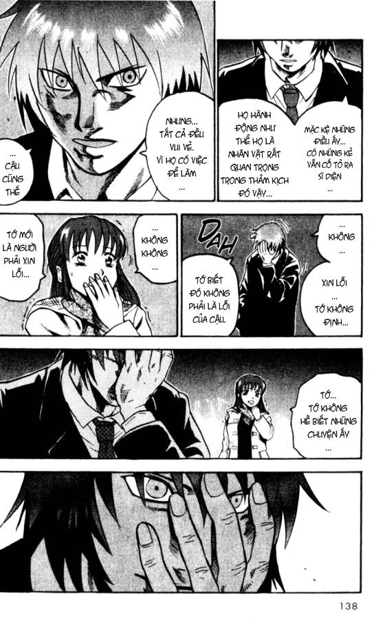 Togari chap 066 trang 17