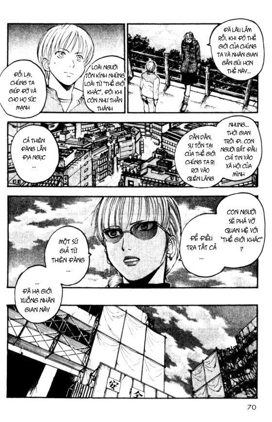 Togari chap 063 trang 7