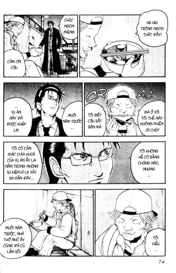 Togari chap 063 trang 11