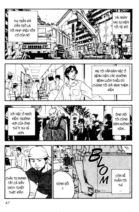 Togari chap 062 trang 4