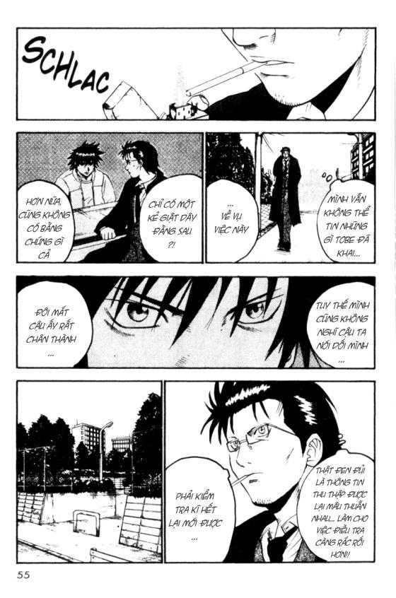 Togari chap 062 trang 12