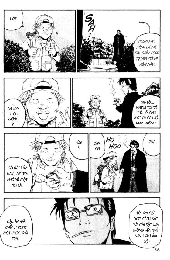 Togari chap 062 trang 13