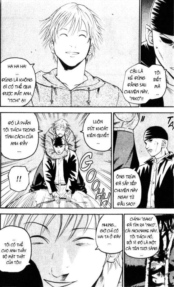 Togari chap 059 trang 14