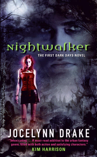 Nightwalker – Jocelynn Drake