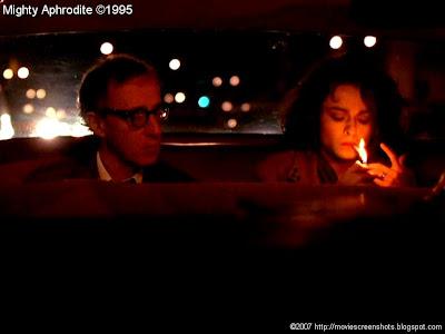 Vagebond's Movie ScreenShots: Mighty Aphrodite (1995)