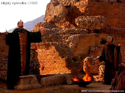 The most powerful movies of all times: Mighty Aphrodite (1995)