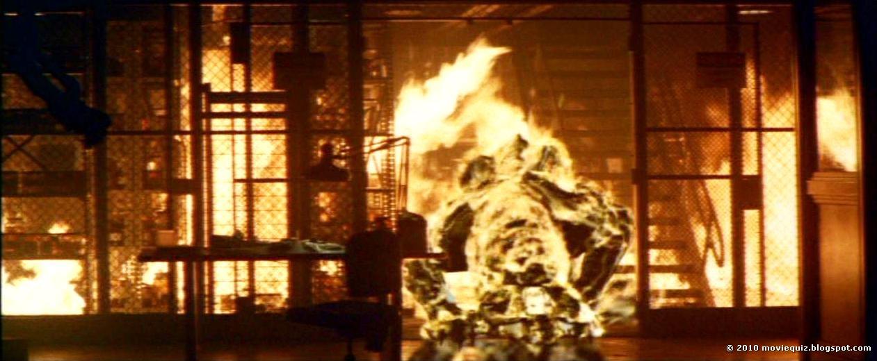 Vagebond's Movie ScreenShots: Relic, The (1997)