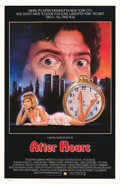 Vagebond's Movie Screenshots After Hours (1985