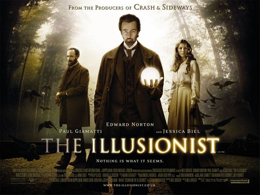Vagebond's Movie ScreenShots: Illusionist, The (2006)