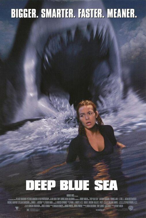 Vagebondu0026#39;s Movie ScreenShots: Deep Blue Sea (1999)