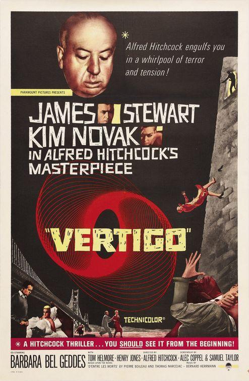 Vertigo (United States, 1958)