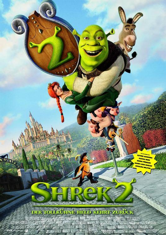 Vagebonds Movie ScreenShots Shrek 2 2004