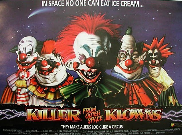 Vagebond's Movie ScreenShots: Killer Klowns from Outer ...