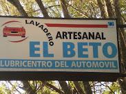 """Lavadero """"El Beto"""""""