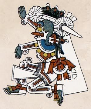 Mictecacíhuatl.