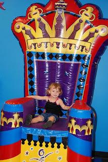 Taylor's Third Birthday