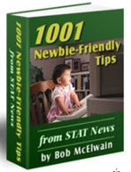 newbie friendly tips