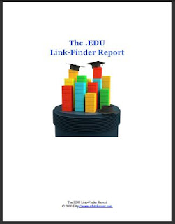 The EDU link finder report