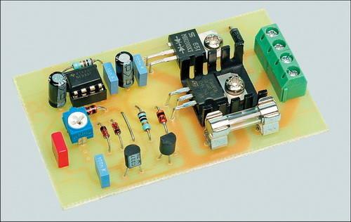 Elektronİk Entegre Ve Pik Pic 12volt 50watt Motor Lamba