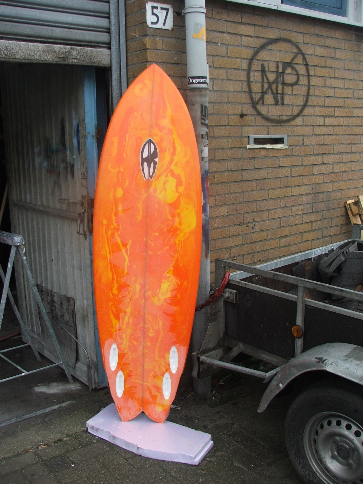 Abezat Quad Fishboard