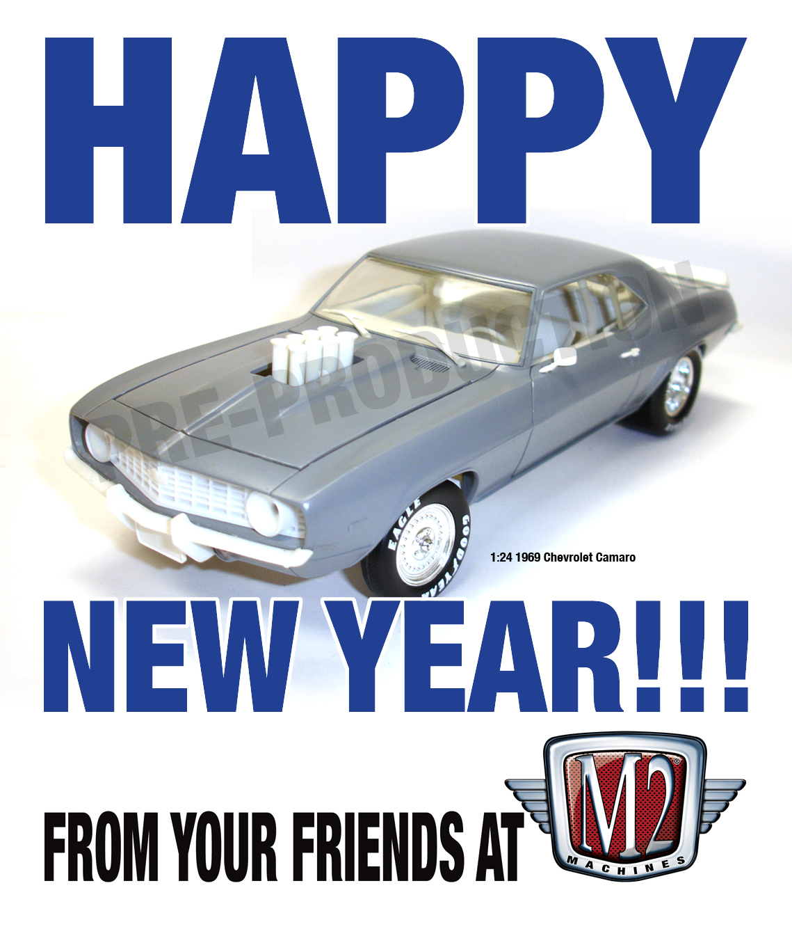 Happy New Year From M2 Hobbytalk