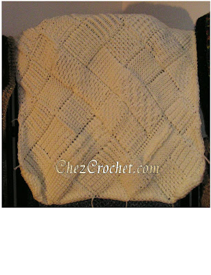 Crochet entrelac - Wonder How To » How To Videos & How-To Articles