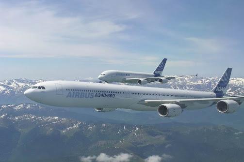Nuestro nuevo avion