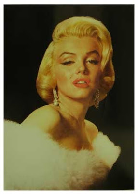 Marilyn Monroe Classic Short Hair Style Salon Pictures