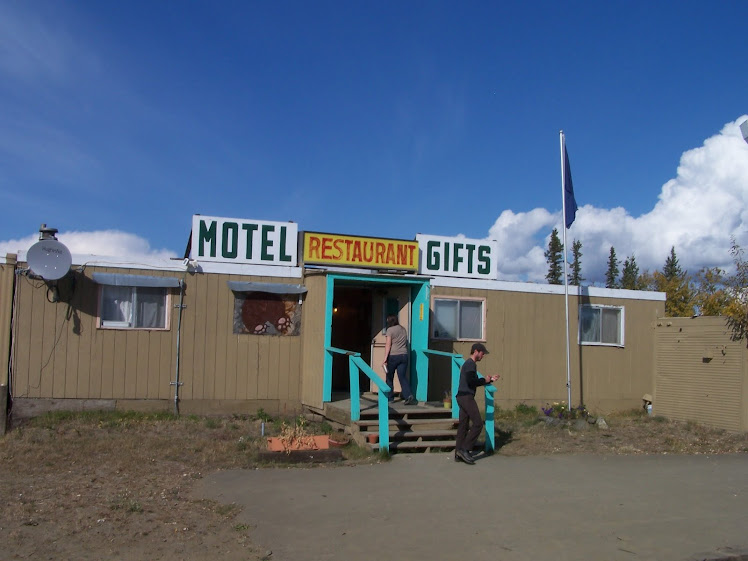 Gift Shop at Yukon River