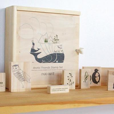 Ink Wit Ink Wit Stamp Sets