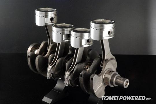Mitsubishi Engine Alternative Stroker Kits - BEN9166