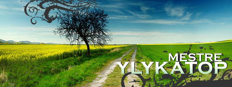 Mestre Ylykatop - Buscai a Força Maior… que seja eterna em vossos corações