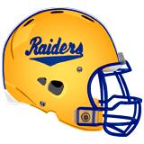 Middletown Blue Raiders Midget Football 117