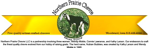 Northern Prairie Chevre