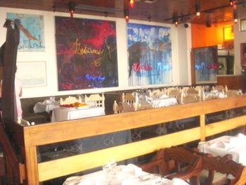 La Perla Restaurant London