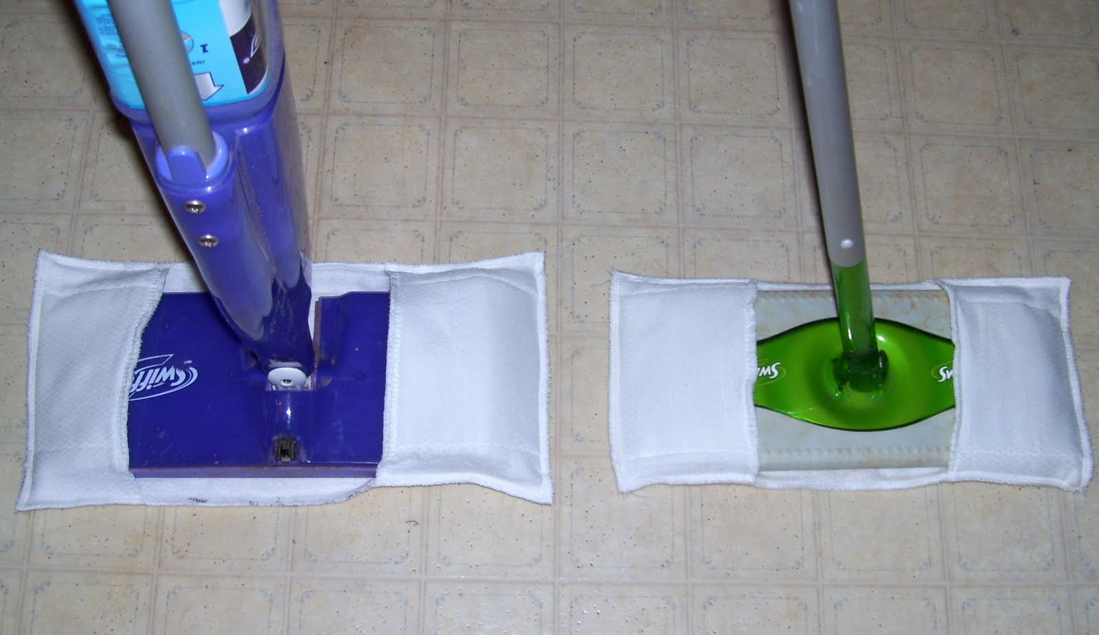 Flitterbugs The Blog Make Your Own Swiffer Quot Refills Quot
