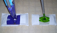 Eco Friendly Homemade Swiffer Cloth Patterns