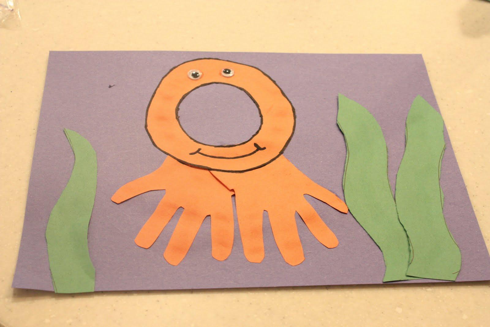 Octopus O I Can Teach My Child