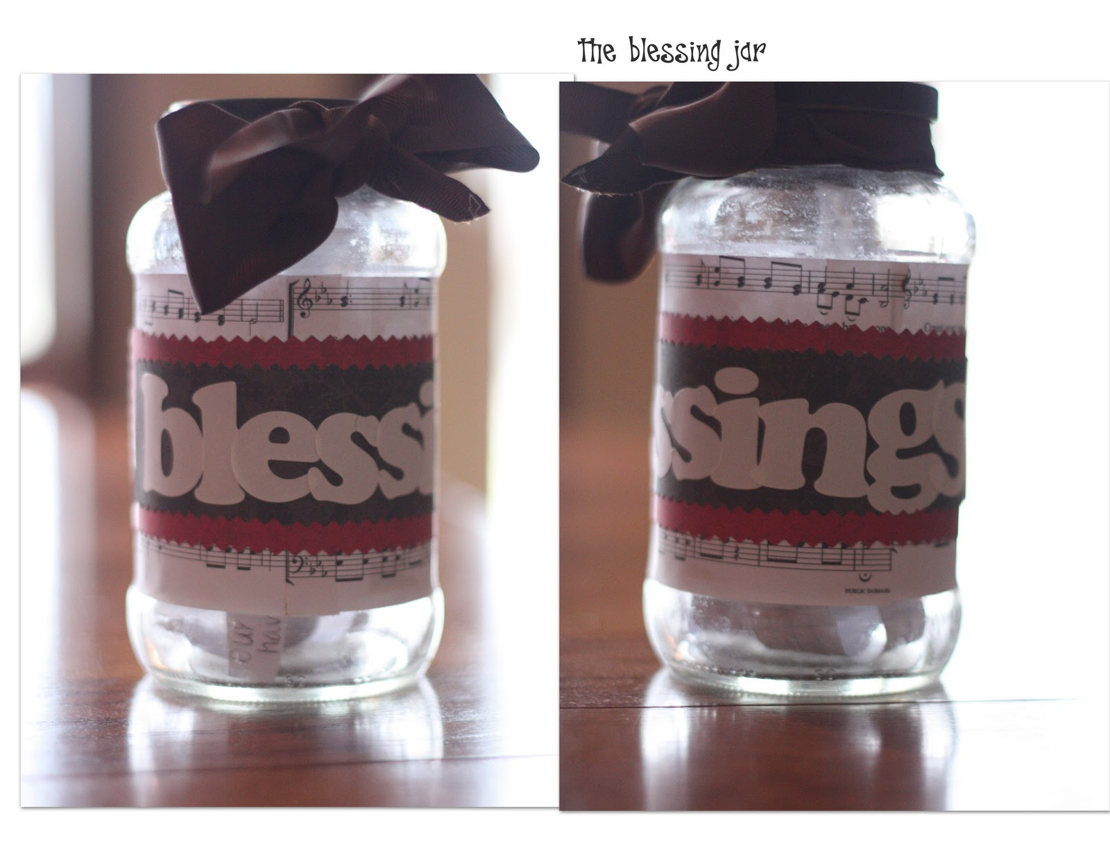 picture regarding Blessings Jar Printable called Blessings Jar: How In direction of Begin A single Inside Your Family members - I Can Prepare