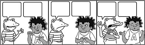simply sustain comic stripsactivities